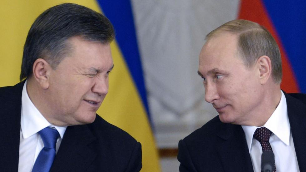 Экс-президент Виктор Янукович: биография, фото, интересные факты