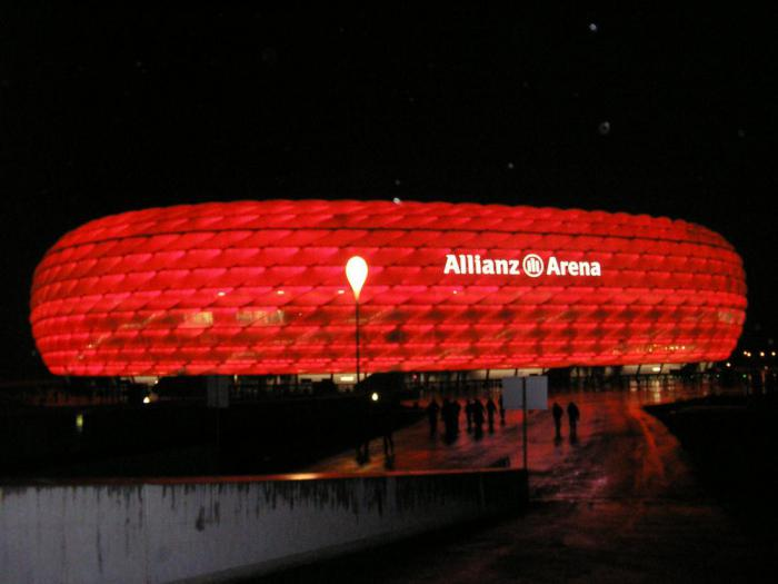 Самые невероятные футбольные стадионы со всего мира