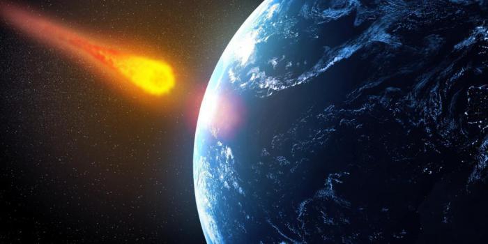 В этом месяце к Земле приблизится потенциально опасный астероид