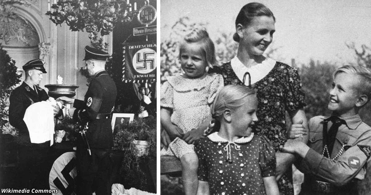 Вот 33 фото о том, какой была обычная, будничная жизнь в фашистской Германии