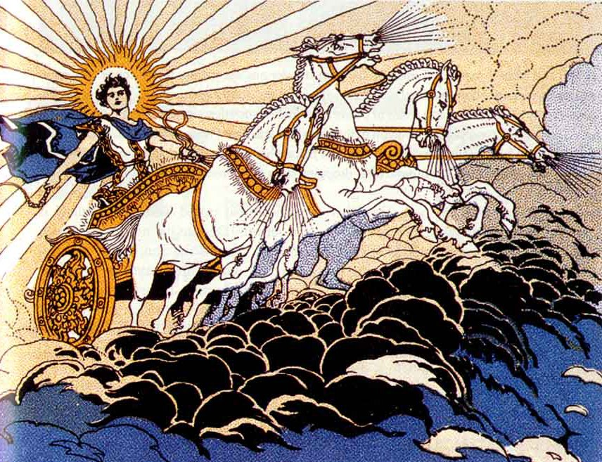 Артемида - богиня охоты у греков