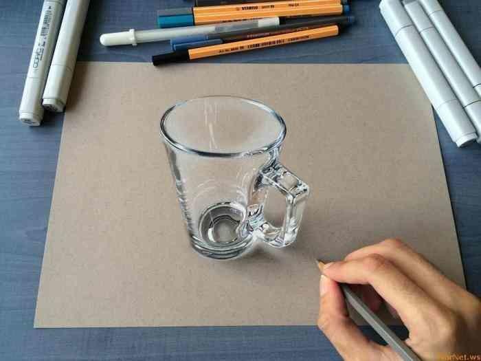 Гипер реалистичные рисунки
