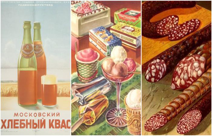 Потерянный вкус детства: 10 советских продуктов, которые безвозвратно изменились