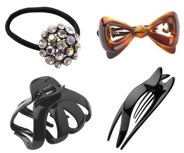 Аксессуары для волос: виды и особенности