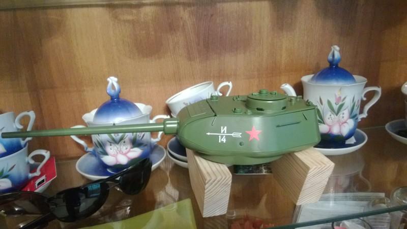Танк Т 34 85