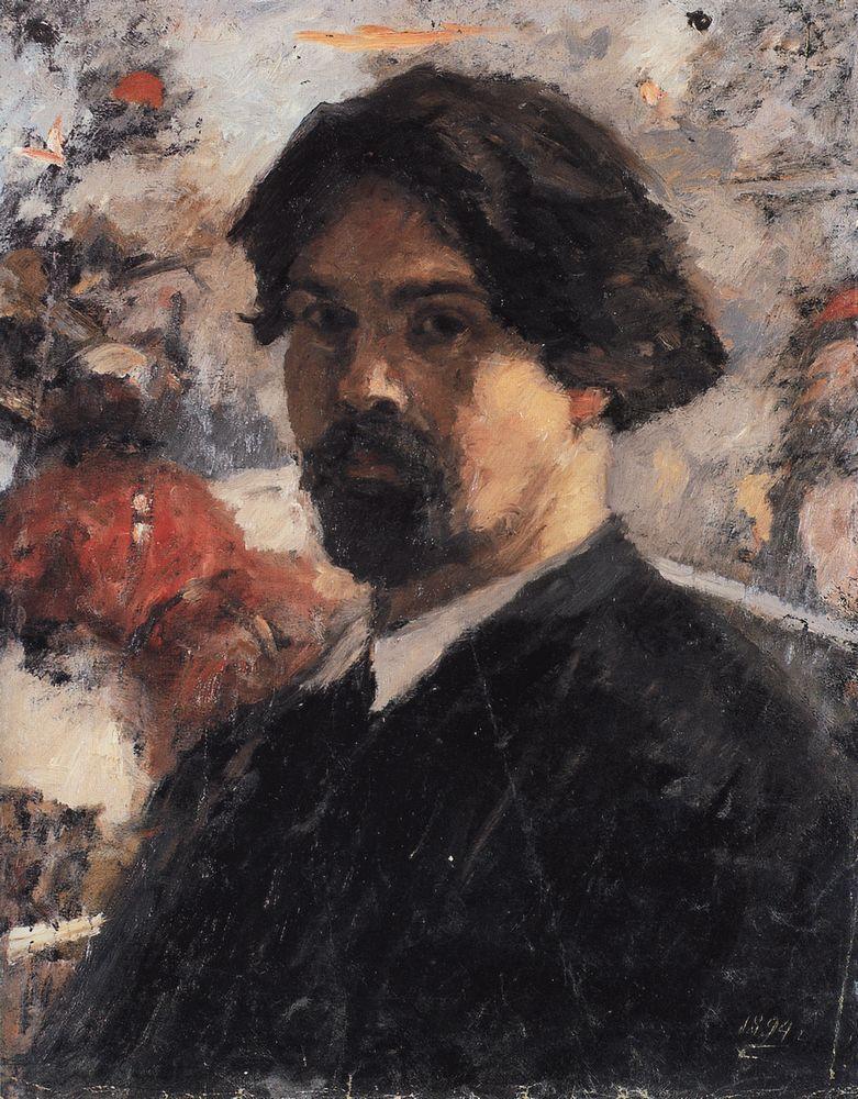 Василий Суриков,