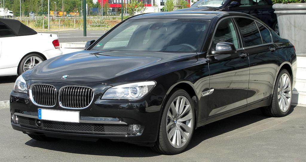 Автомобиль BMW, 7 серия: фото, обзор, технические характеристики, история создания модели