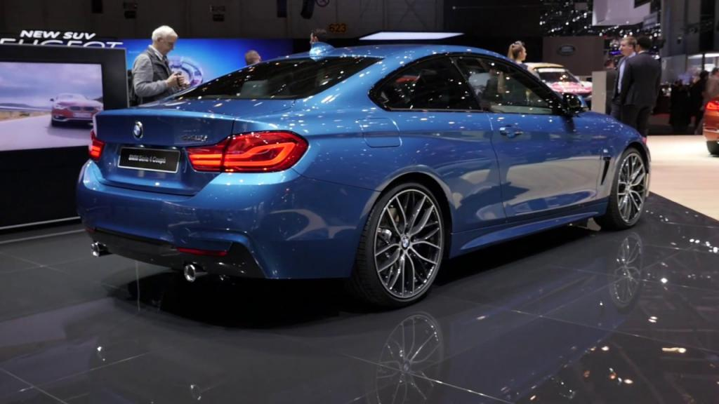 BMW 4: фото, обзор, технические характеристики, тюнинг, особенности авто