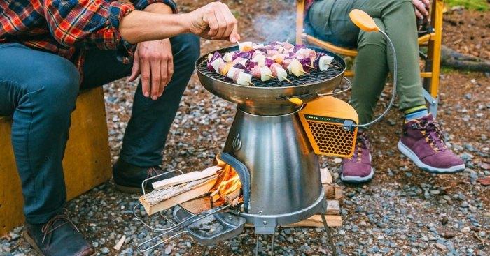 5 портативных печей, о которых мечтает каждый турист и дачник