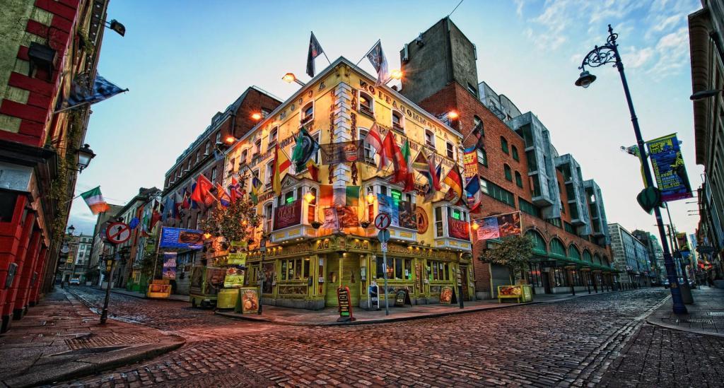 Ирландия, Дублин - описание, достопримечательности, история и интересные факты