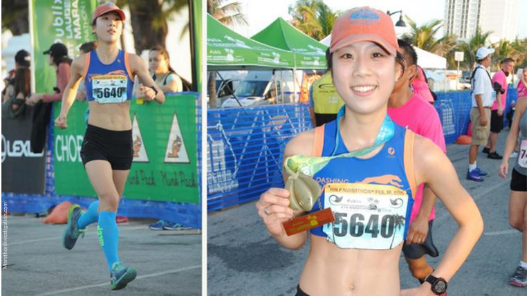 Бессовестный обман этого марафонца былраскрыт благодаря фотографии сфиниша