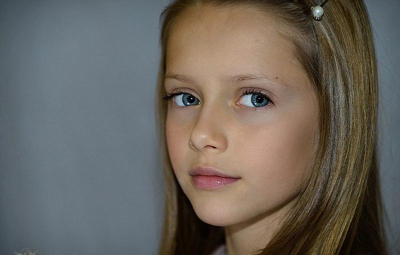 Фото самых красивых детей 11 лет