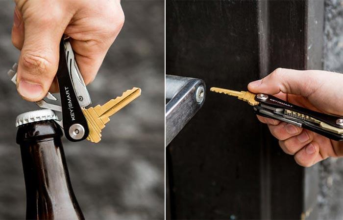 Мультитул-брелок, который заменит ящик инструментов и не даст потерять ключи