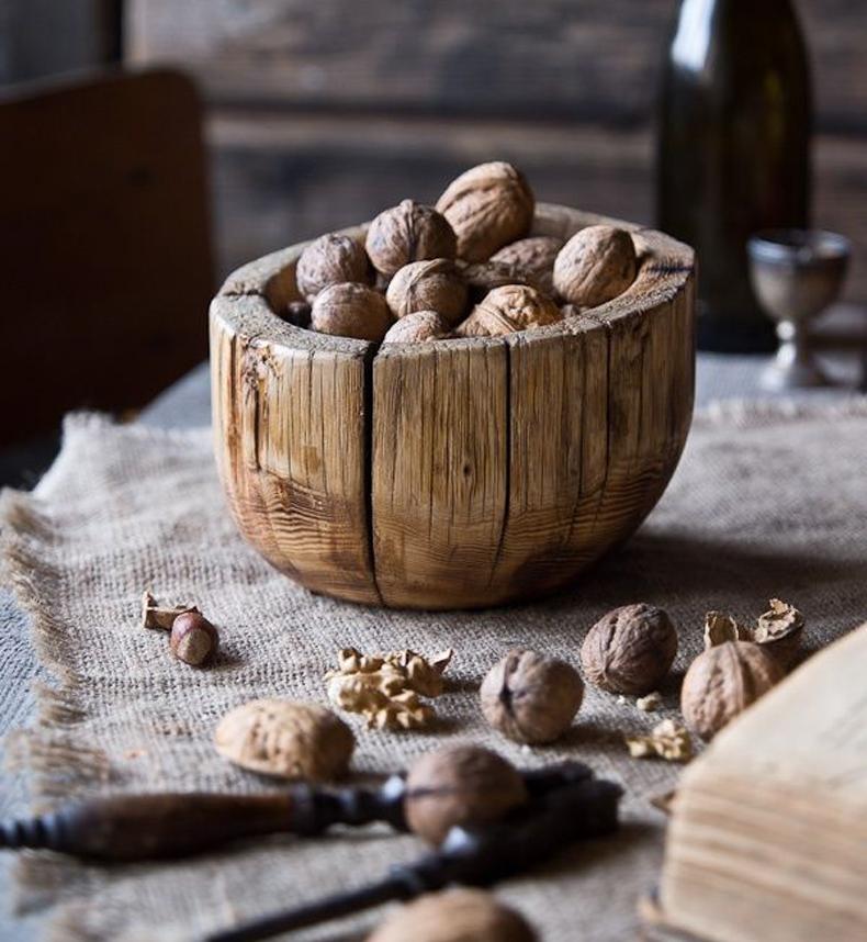 Ореховое молоко + ореховая мука — рецепты приготовления