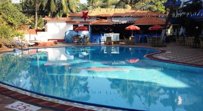 Dona Terezinha 2* (Гоа/Калангут/Индия): фото, описание номеров, сервис и отзывы туристов