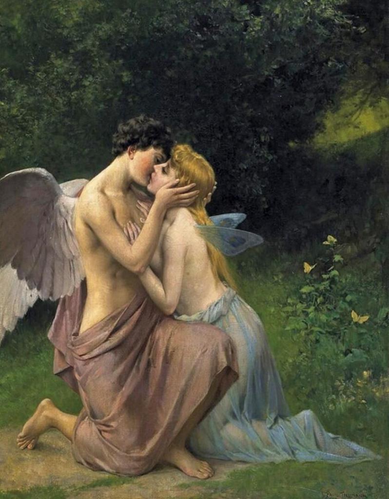 Амур-бог любви картинки