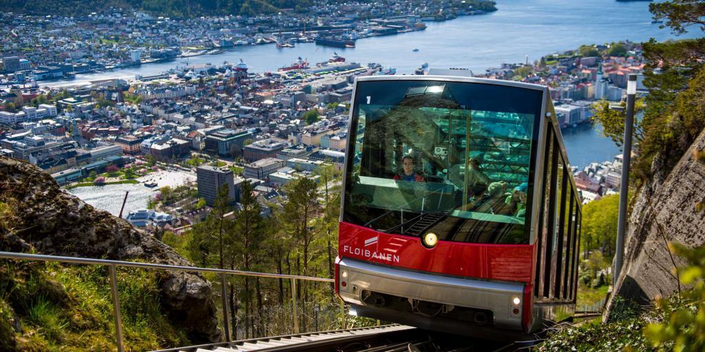 Город Берген, Норвегия: описание, достопримечательности и отзывы
