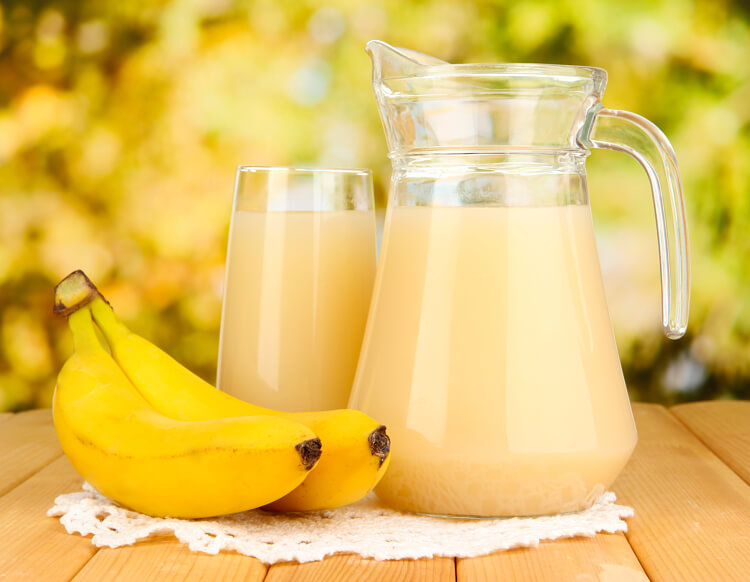 3 быстрых рецепта приготовления молока: ореховое, банановое, конопляное