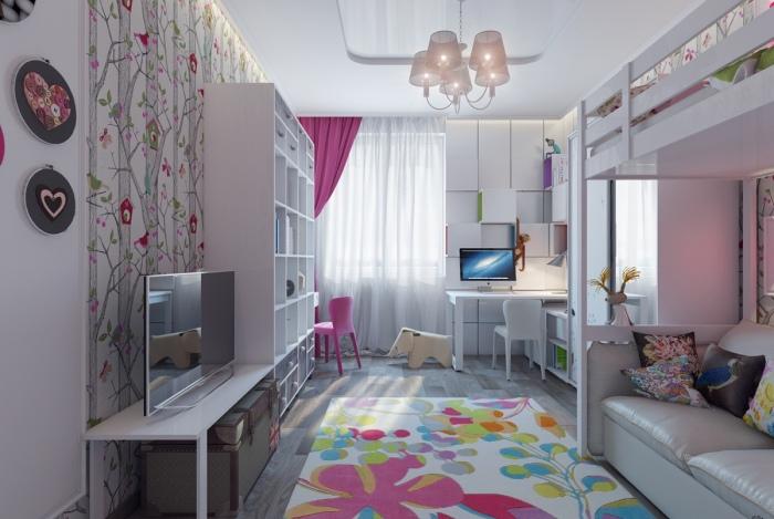 18 вдохновляющих дизайнерских идей, которые помогу оформить детскую комнату