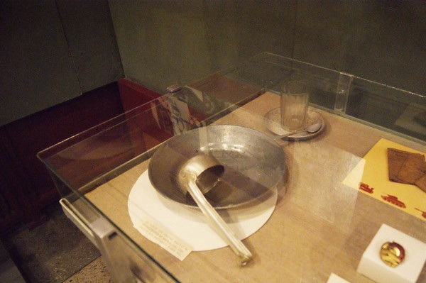 История отом, почему простая алюминиевая тарелка выставлена вчелябинском музее