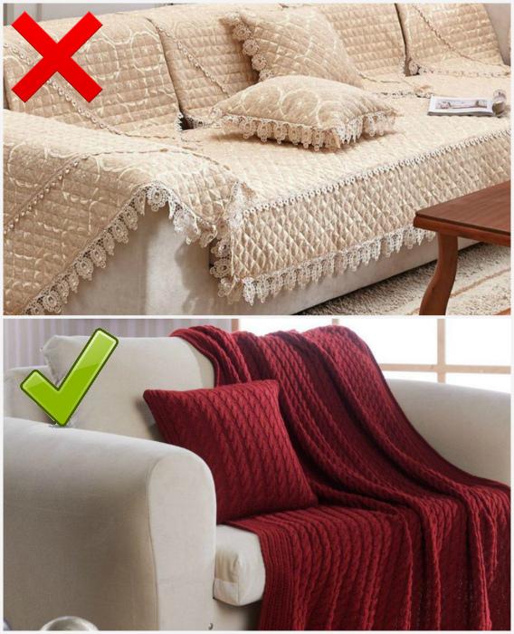 11 главных ошибок, которые совершают люди в попытках сделать свой дом уютнее