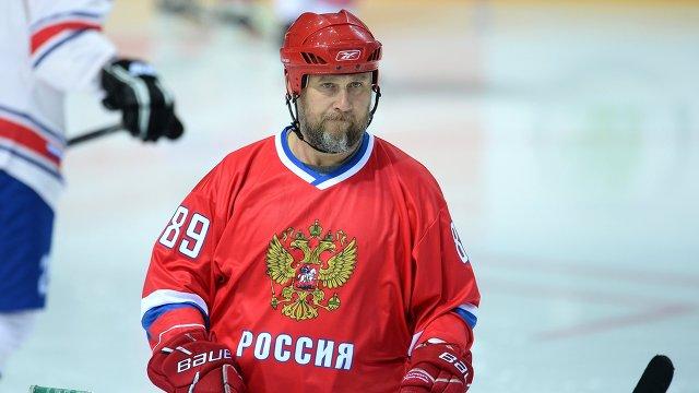 Александр Могильный: фото, биография, личная жизнь и спортивная карьера хоккеиста