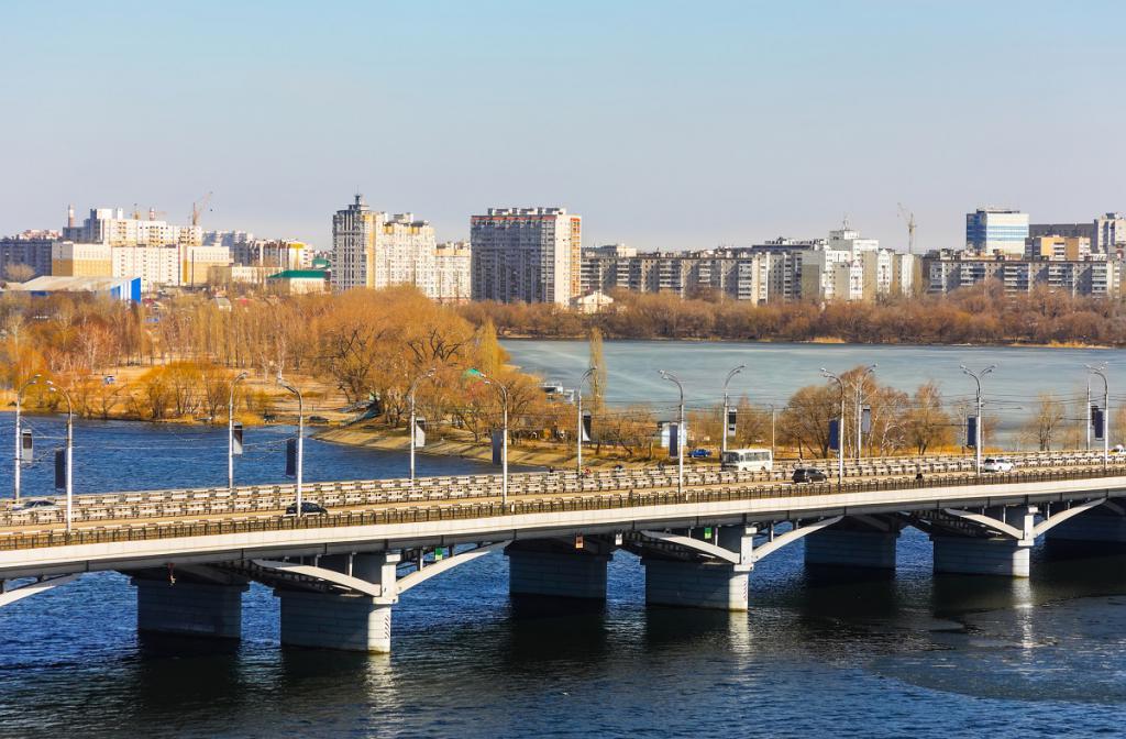Река Воронеж: краткое описание