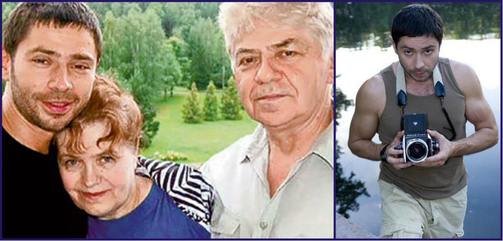 Валерий Николаев биография личная жизнь семья жена дети фото