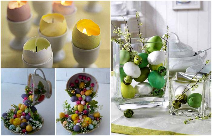 20 чудесных идей пасхального декора, которые сделают праздник незабываемым