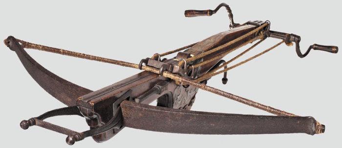 Арбалет балестрино - любимая «игрушка» венецианских киллеров