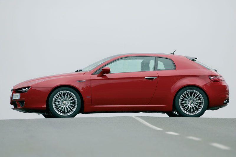 Alfa Romeo Brera: фото, технические характеристики и отзывы владельцев