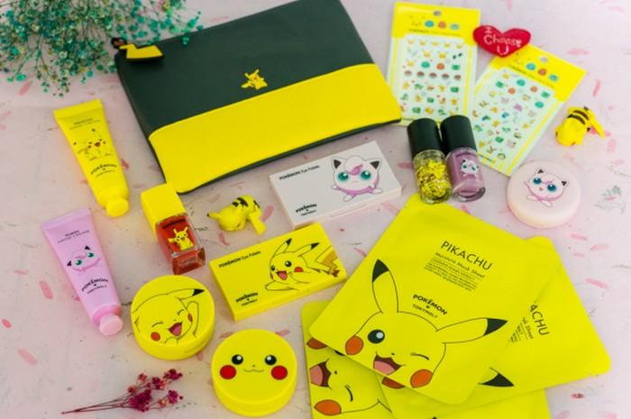 Покемоны в косметичке: почему девушки охотятся за корейской косметикой с Пикачу и компанией
