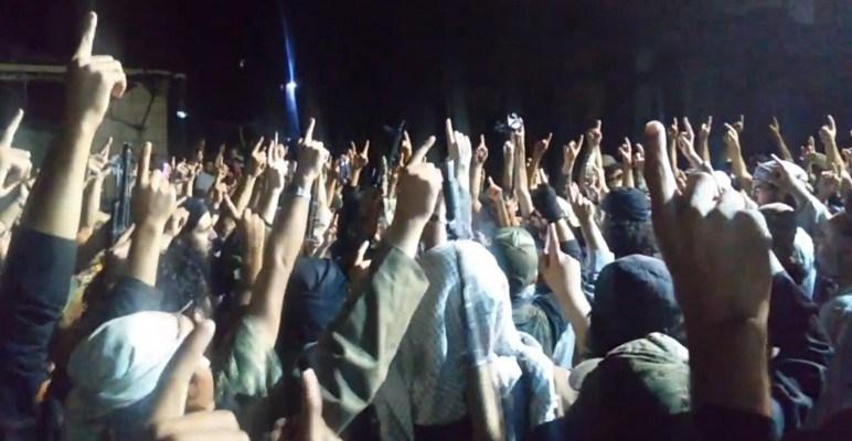 Вот что означает у мусульман поднятый вверх указательный палец