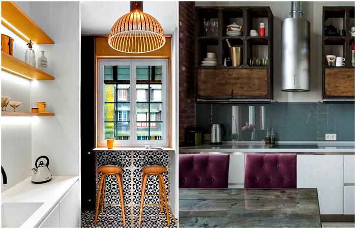 15 свежих идей, которые вдохновят на обновление интерьера собственной кухни