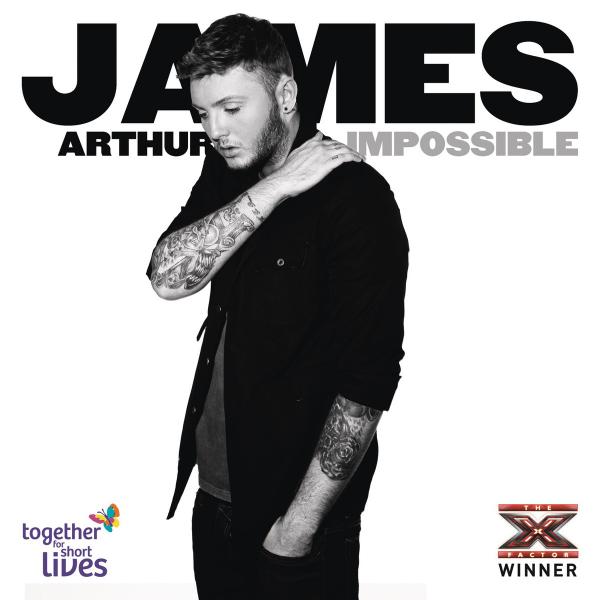 Джеймс Артур поет Shontelle's Impossible   Финал X Factor Великобритания
