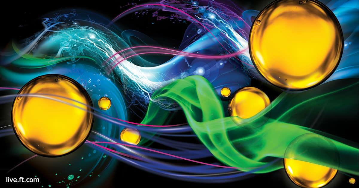 Давайте раз и навсегда узнаем цвет вашей внутренней энергии?!