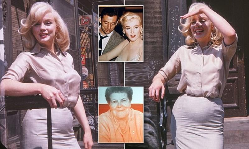 Сенсация: уникальные фото беременной Мэрилин Монро!
