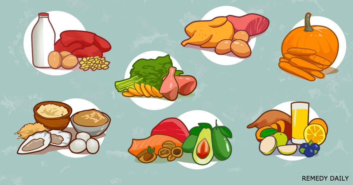 Вот 7 витаминов, которые очень нужны после 40 лет!