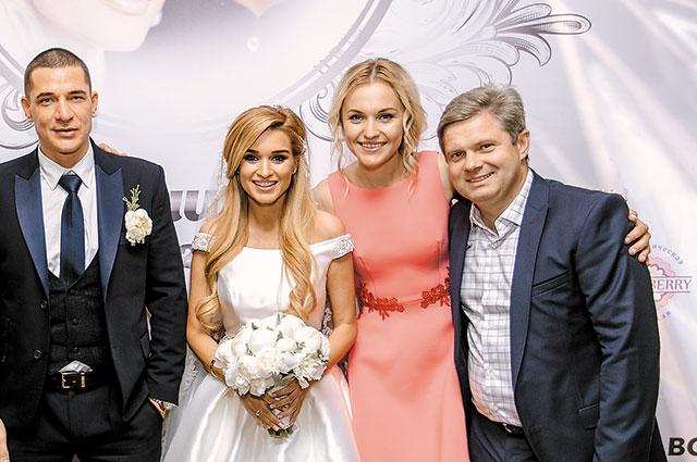Организатор звездных свадеб Анна Городжая: биография, личная жизнь и интересные факты