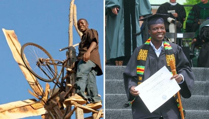 Как бедный африканский мальчишка не просто «обуздал ветер», а сам достиг невиданных высот