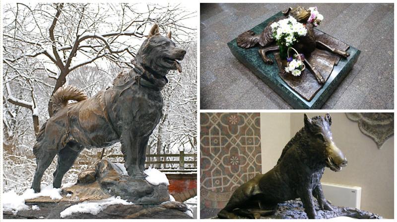 Самые знаменитые памятники животным всего мира