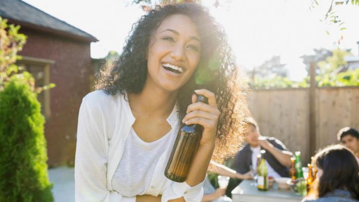 Пиво делает человека счастливее и дружелюбнее?