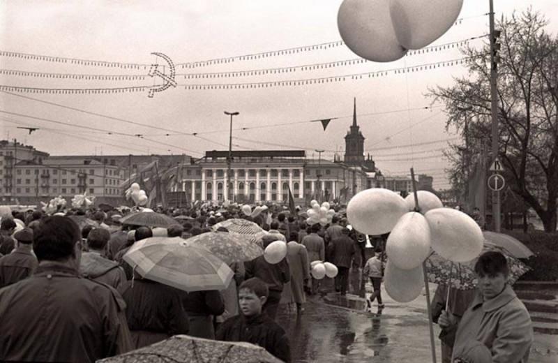 Свердловск 80 х Ивана Галерта