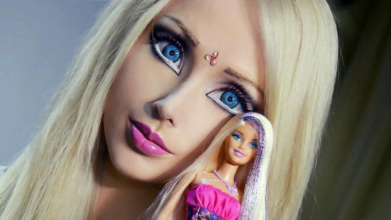 Помните эту«Одесскую Барби»? Воткаконавыглядит безмакияжа