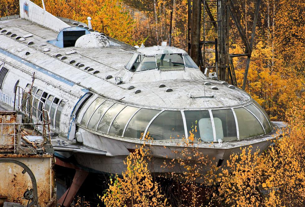 «Ракета», «Метеор», «Восход» — легендарные суда наподводных крыльях, ихпрошлое инастоящее