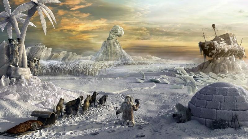 Вместо глобального потепления наЗемле может наступить глобальное похолодание
