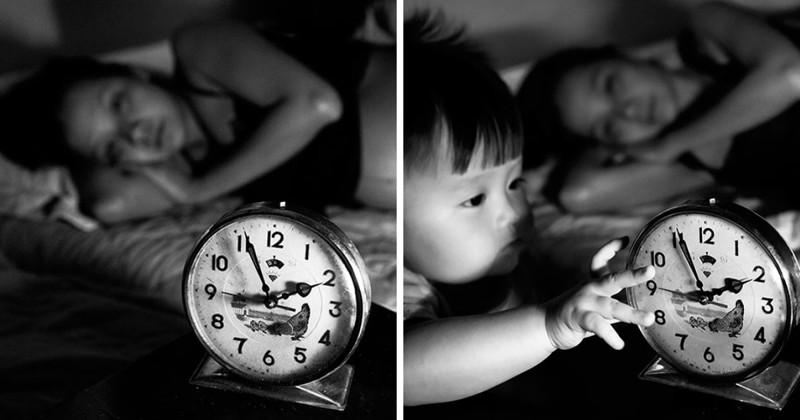 История вфотографиях: Какменяется жизнь женщины после рождения ребенка