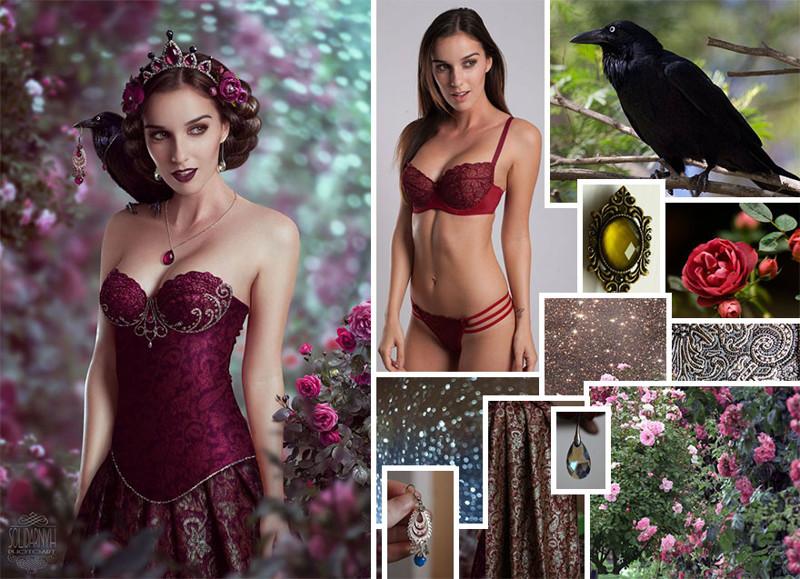 Украинка мастерски создает сказочные сюжеты спомощью Фотошопа