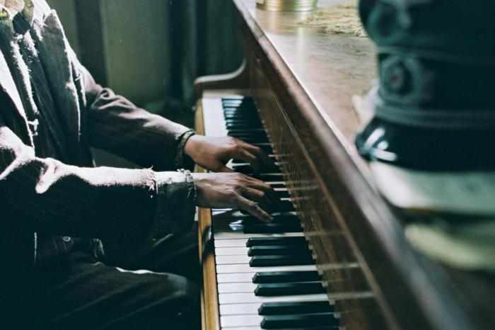 Чем пианисты выделяются из толпы?