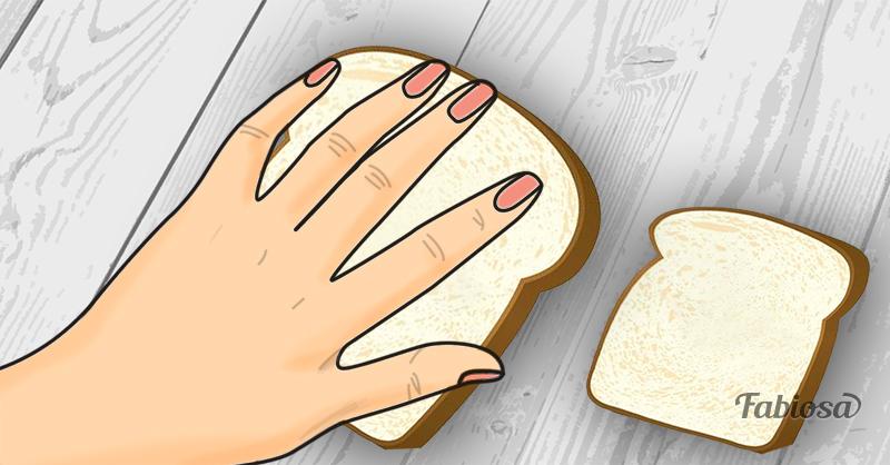 3 применения хлеба, о которых вы, скорее всего, не догадывались